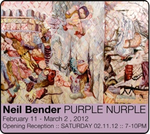 Tempus Projects - Neil Bender