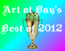 The Prestigious ART@BAY Cyber-Trophy