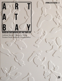 ART AT BAY Magazine Spring 2014/Issue 1.1