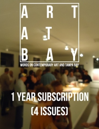 ART AT BAY Magazine 1 Year Subscription (4 issues)