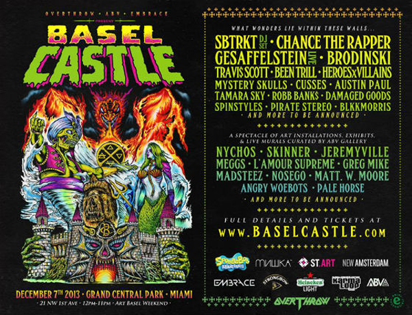 Basel_Castle_2013_Lineup_Flyer